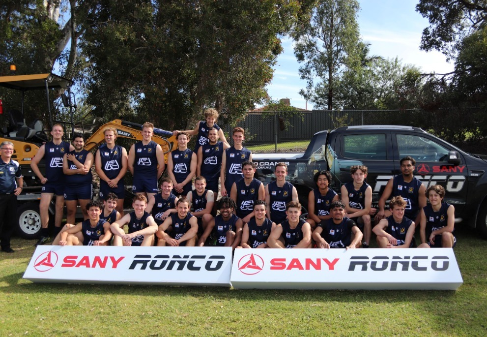 Willetton Colts win 5 From 5  -  Sany and Ronco supporting local communities!