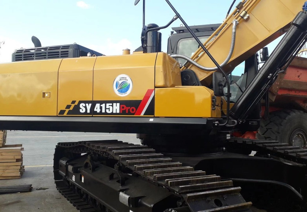 SHAWS WIRE OF NEW ZEALAND MAKE DELIVERY OF ANOTHER TWO SY415H PRO'S