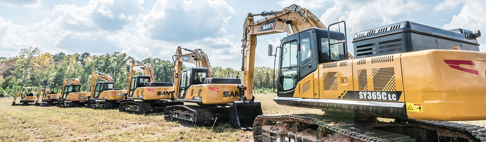 Sany Excavators: Built to deliver efficiency, safety and performance